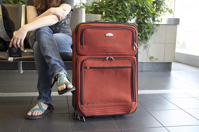 空港 旅行